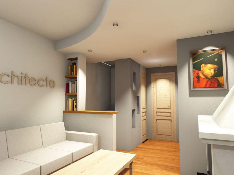 soci t d am nagement int rieur le mans olivier gendry. Black Bedroom Furniture Sets. Home Design Ideas
